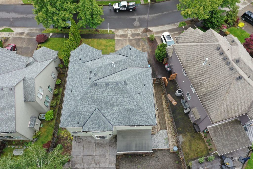 Sherwood OR roofing replacement