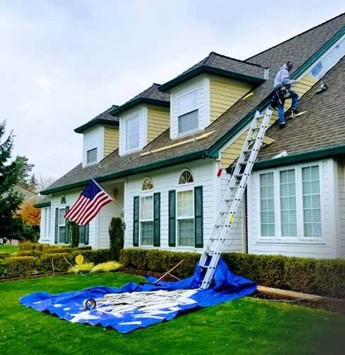 Portland roofing, siding, and window installation contractors